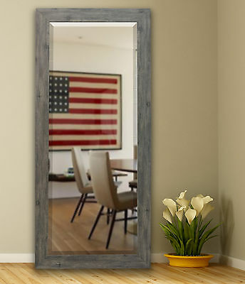 Extra Tall Floor Mirror August Grove FREE SHIPPING (BRAND NEW)