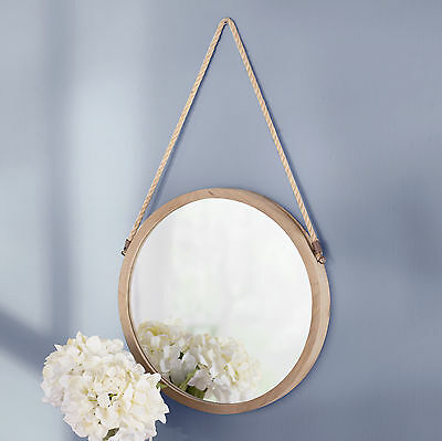 Bonnie Lock-Woodsetter North Wood Wall Mirror Beachcrest Home FREE SHIPPING