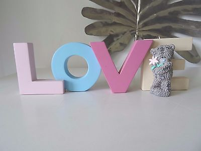 Me to You tatty teddy ornament love ex display