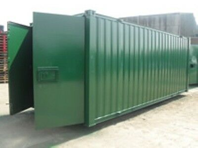 anti vandal waterproof secure 10ft x 8ft Container best value