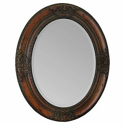 Oval Frame Wall Mirror Ren-Wil FREE SHIPPING (BRAND NEW)