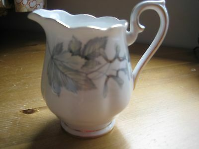 Royal Albert Cream Jug - Silver Maple