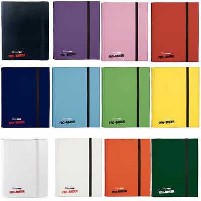 Ultra Pro Pro Binder - 9 Pocket - Brand New - Holds 360 Cards