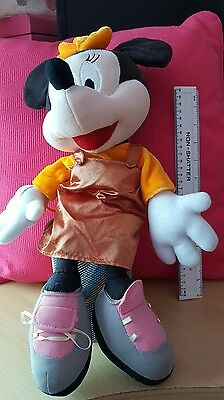 minnie mouse toy large cuddly disney toy