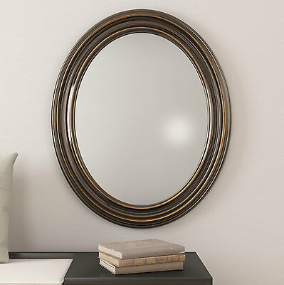 Burnes Oval Wall Mirror Darby Home Co FREE SHIPPING (BRAND NEW)