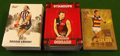 2017 Select Afl Lot Common Football Cards & Inserts