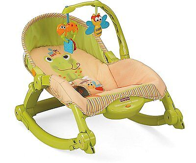 Portable baby nursery chair bed infant seat