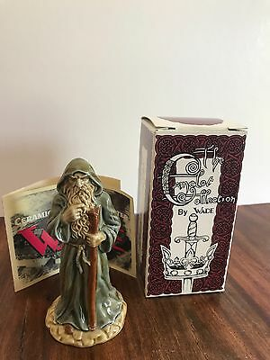 Wade Whimsie Figure Merlin The Camelot Collection