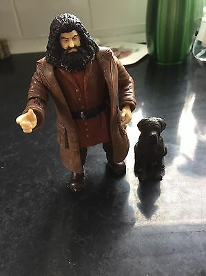 Harry Potter - Rubeus Hagrid & Fang Action Figures Order of the Phoenix