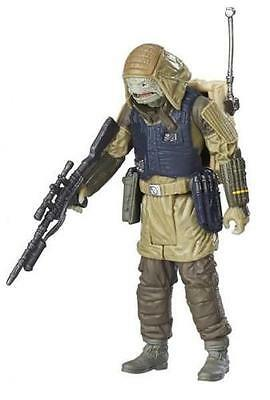 STAR WARS ROGUE ONE PAO REBEL COMMANDO sur Scarif 10cm NEUF