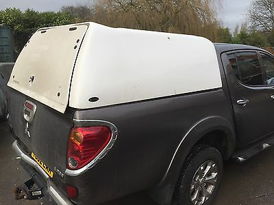 Rear Canopy Truckman Snugtop for L200 2.5 DID LONG BED 2006 + Barbarian