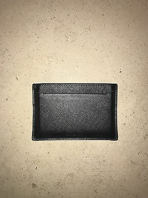 Prada Card Holder Black