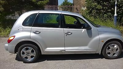 02 Chrysler PT Cruiser Limited Edition 2.0 Automatic 63409 miles!!!