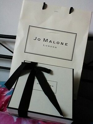 Brand New Jo Malone Red Roses Bath Oil 30ml Gift Wrapped