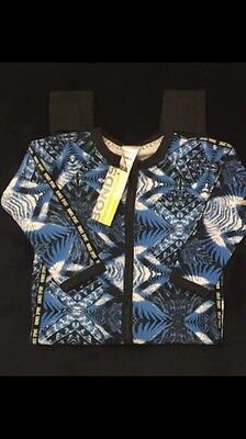 Bonds Blue Feathered Sports Zippy - Brand New With Tags - Size 1
