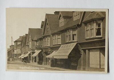 CRAWLEY HIGH St, SHOP FRONTS