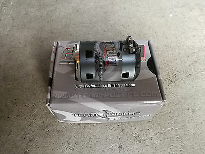 Team Powers Plutonium 4.5 Brushless Motor w spare rotor NOT LRP ORION MUCHMORE