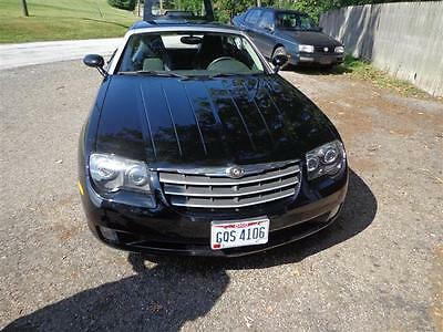 2004 Chrysler Crossfire LIMITED 2004 low mileage crossfire  coupe