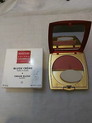 masters colors guinot blush creme fard a joue cream blusher n 10