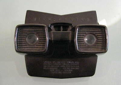 Stereoscope VIEWMASTER bordeau en bakélite