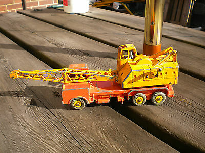 Dinky Coles 20t lorry mounted crane