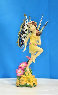 A Gorgeous Michael Talbot The Fairy Way Figure - 'follow Me'