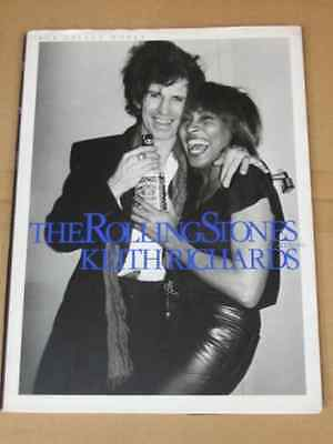 The Rolling Stones feat. Keith Richards Photo book vintage