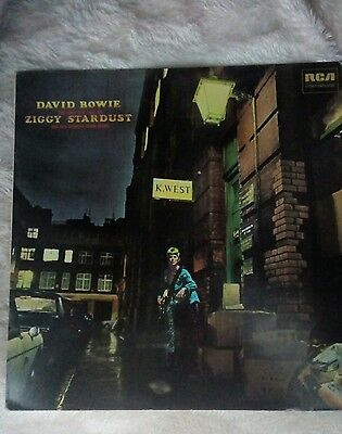 David Bowie - The rise and fall of ziggy stardust spiders from mars vinyl​