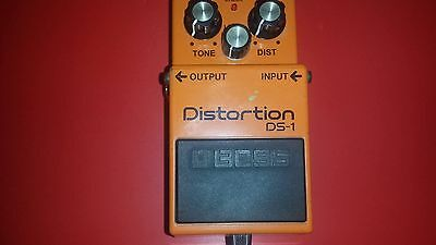 Boss Ds1 - Distorsore/overdrive  A Pedale - Perfetto!