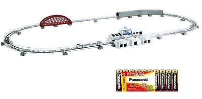TAKARA TOMMY Linear liner superconducting linear L0 system + Batteries 20p sets!