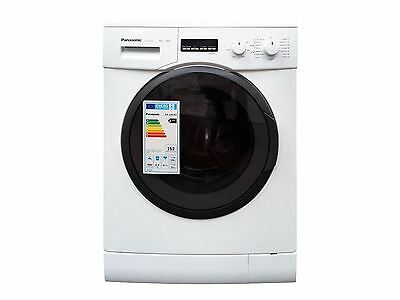 Panasonic NA-148VB3, 8kg, 1400rpm Washing Machine, White - 3089055