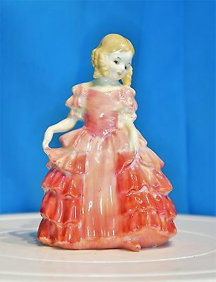 A Very Early Rare Royal Doulton Figurine - 'rose' Hn 1368