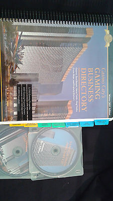 Gaming Busines Directory - COMPLETE Casino Listing - 2011 - Books