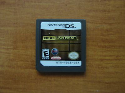 Deal Or No Deal - Nintendo Ds Game