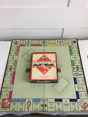 monopoly board game instructions