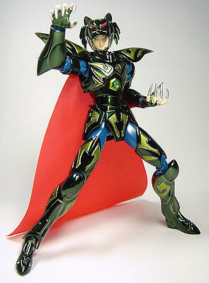 Speeding Aurora Saint Seiya Myth Cloth Asgard Mizar Zeta Syd Figure Black Tiger