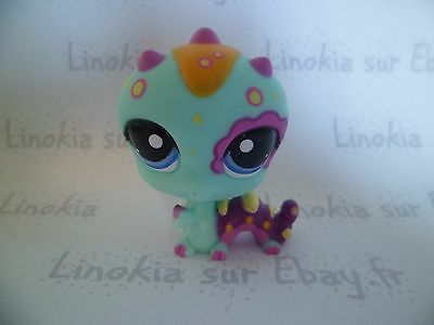 LPS LITTLEST PETSHOP PET SHOP chenille 1581