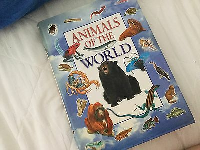 Animals Of The World Book