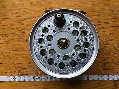 Fly Reel 4 Inch With Line