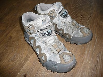 North Face TNF-68 Waterproof Gortex Hiking Boots Vibram Women Size UK 7