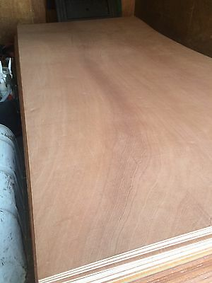 8 X 4 Plywood Sheets , 6mm , Hardwood Faced Plywood  , Quality Ply , New