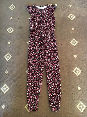 Girls Jumpsuit Age 10-11 Years