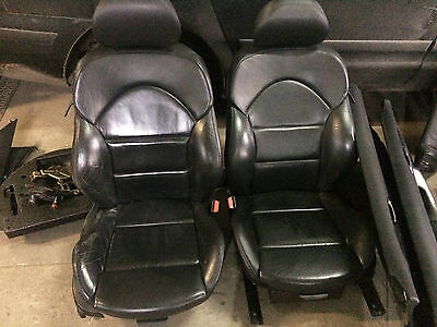 BMW M3 3.2 E46 full leather interior seats, door cards
