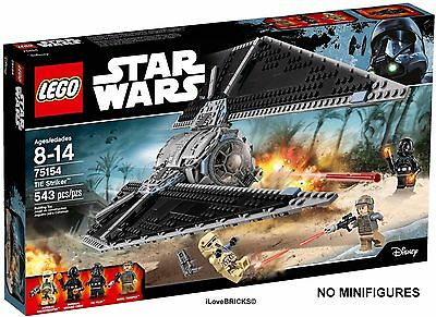 Lego Star Wars Rogue One 'Tie Striker' From 75154 New Pieces - No Minifigures