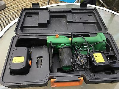Challenge Cordless Power Lopper - Chain Saw Garden Power Tools Electric