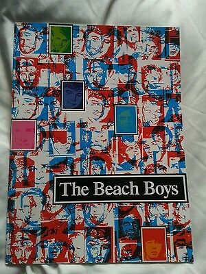 Beach Boys European Tour Programme