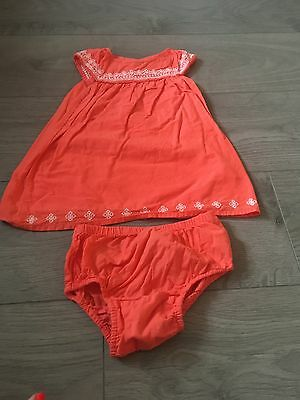 Grab A Bargain. Baby Gap Girls Dress Age 12-18 Months