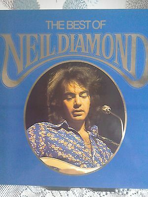NEIL DIAMOND..THE BEST OF..Readers digest 4 lp boxset..