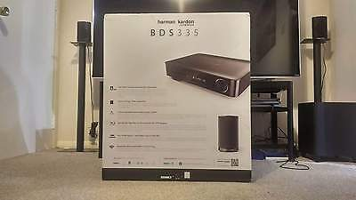 harman kardon bds 325 black