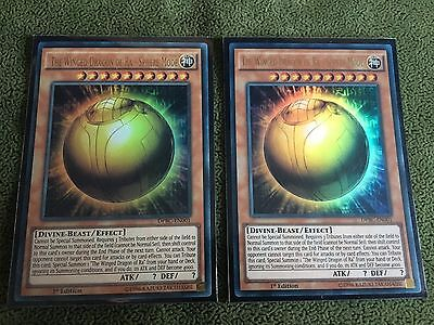 Yu-Gi-Oh - The Winged Dragon Of Ra - Sphere Mode - mint condition - 1st edition